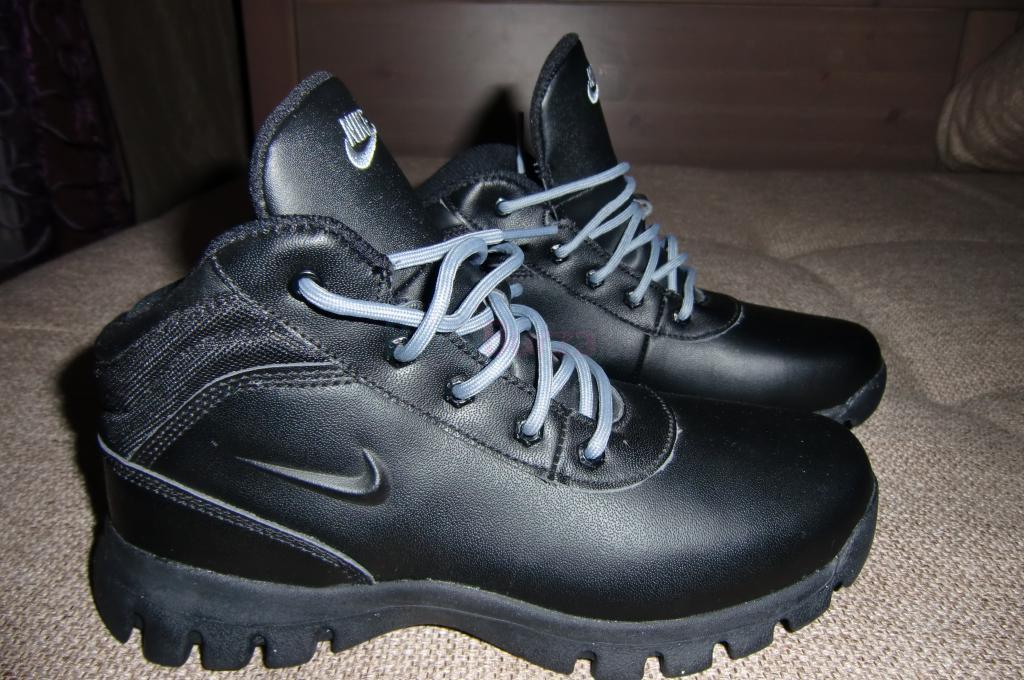 kožené topánky nike 34 - 28 4b7a865e236