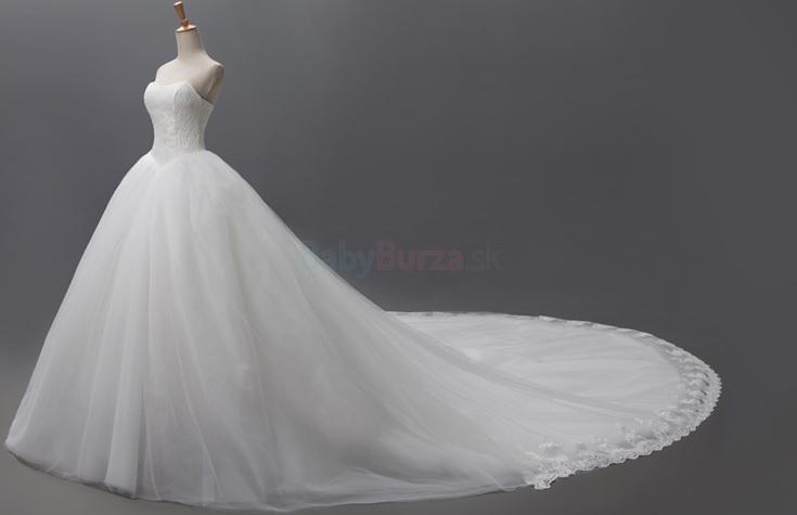 3fa3c2ac419b Krásne svadobné šaty