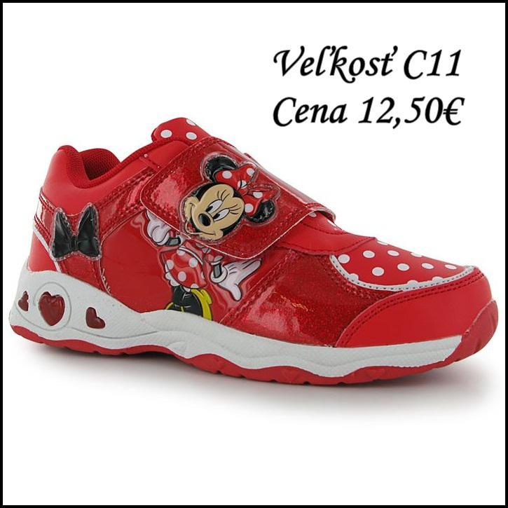 ... Tenisky Disney Minnie  Tenisky Disney Minnie b1ec72a5c7