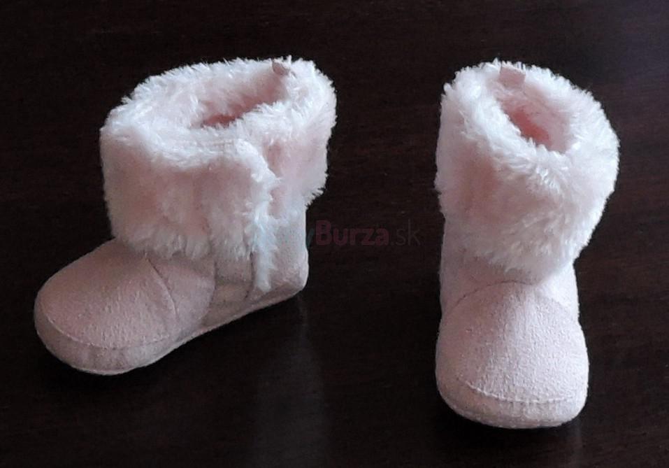Detské topánky (capačky) - 7 fc487e41843