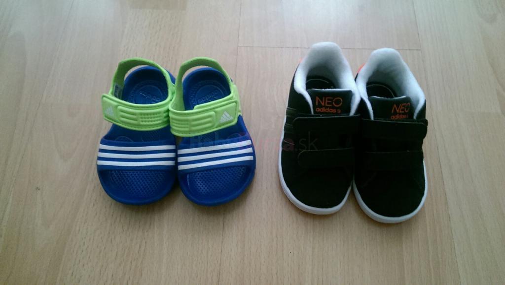 botasky a sandále ADIDAS - Dohodou  f109a5b9a92