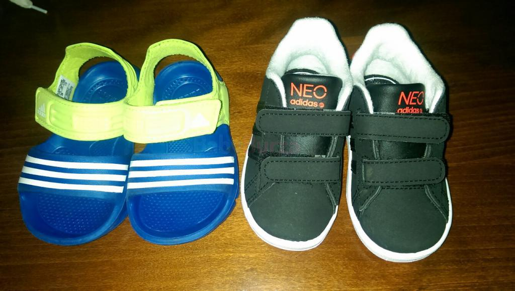 botasky a sandále ADIDAS  botasky a sandále ADIDAS df31eb53787