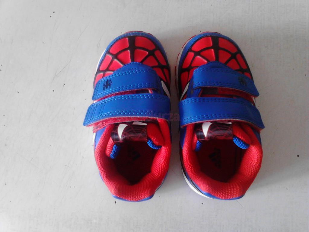 f3bc4d88b12d8 Predám tenisky (Disney Spiderman) Adidas - 20,00 € | BabyBurza.sk