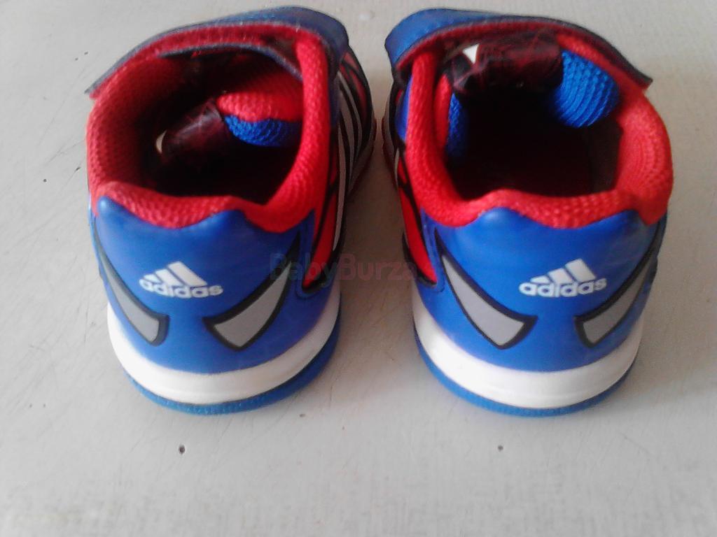 Predám tenisky (Disney Spiderman) Adidas - 20 6795715597a