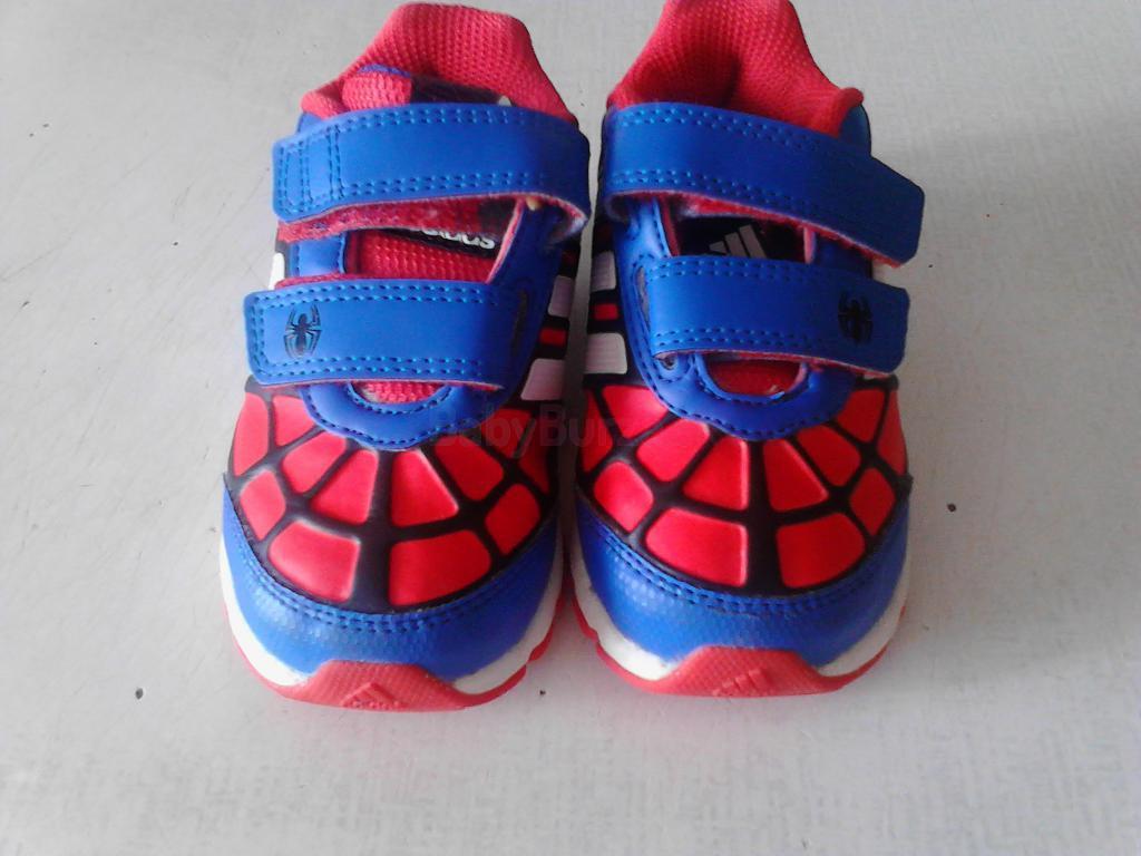 ... Predám tenisky (Disney Spiderman) Adidas ... 44a9b999056