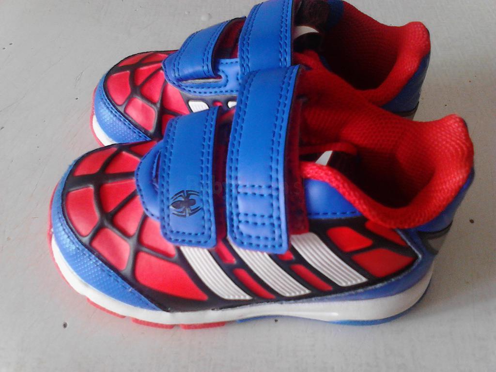 ... Predám tenisky (Disney Spiderman) Adidas ... aef7c5bb817