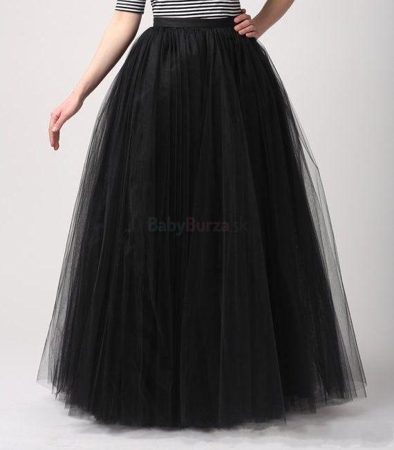 20aa71df4977 Tylová sukňa  Tylová sukňa ...
