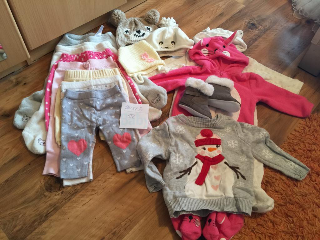 ad5d0c834ab9 Oblečenie pre dievčatko veľkosť 60 -72 - 15