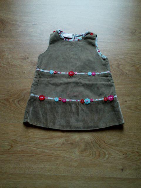 9a6d82865022 Predám dievčenské šaty - 5