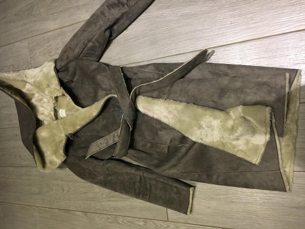 Kabát kožuch - 70 37750780995