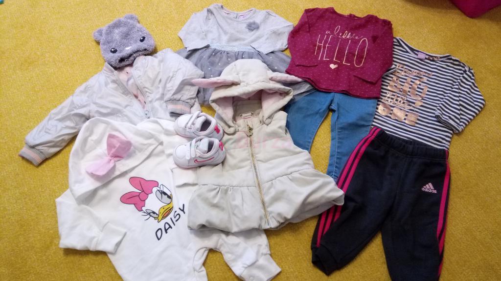 6c7354a91fc6 Dievčenské vecičky - balík oblečenia - Dohodou