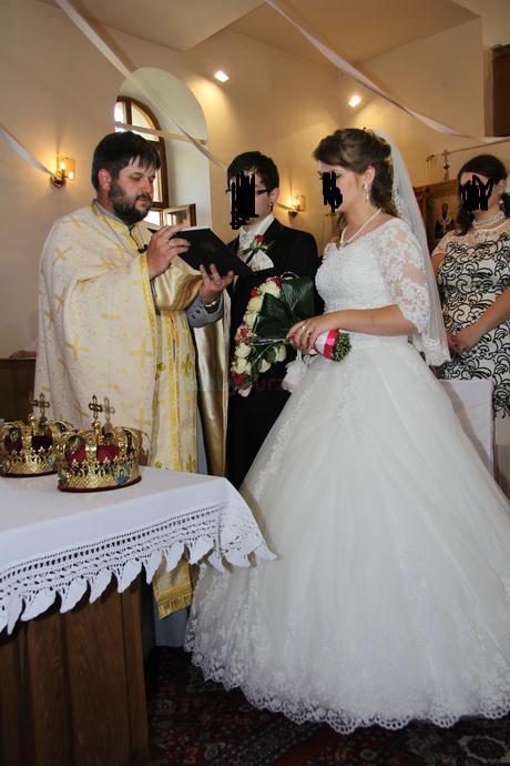 7f06d5268073 Svadobné šaty ivory - 350