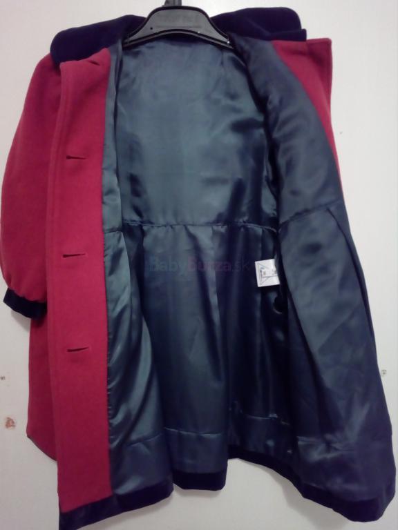 Dievčenský kabátik  Dievčenský kabátik 14de10035c