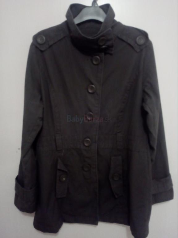 Dámska jarná nosena bunda - 5 eac4d887fdc