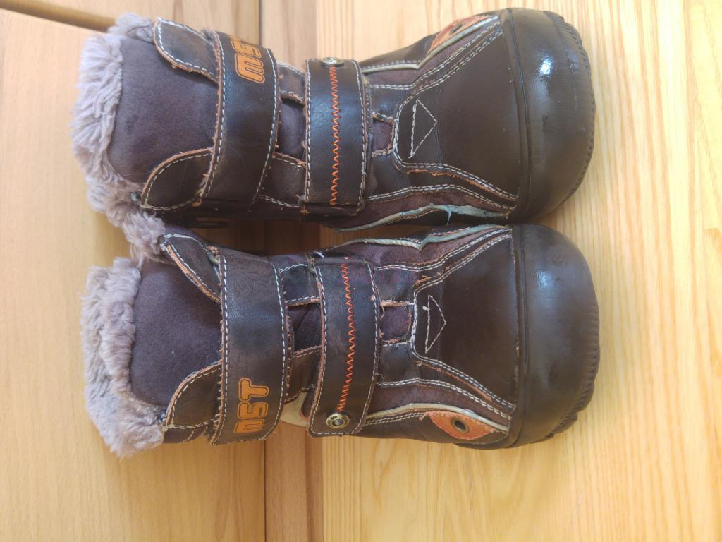 1182cfd79b2f Topánky na zimu č.30 - 4