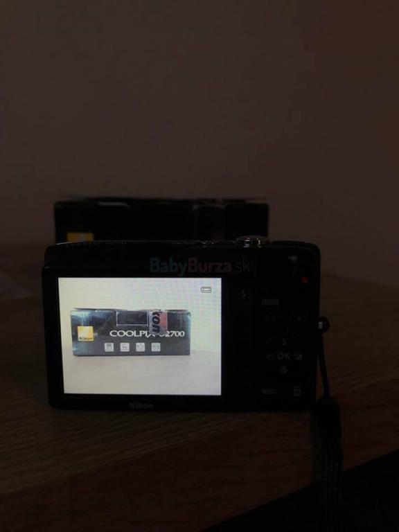 ... Nikon Coolpix S2700 ... 064af44c82e
