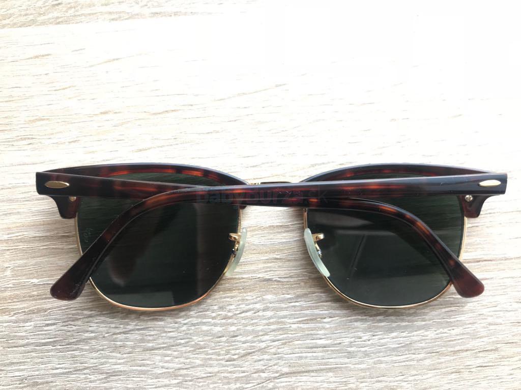 2a7f138ec Slnečné okuliare Ray-Ban Clubmaster RB3016 W0366 - Dohodou ...