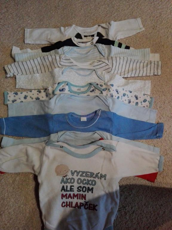 ... Mix oblečenia pre chlapca 3-6 mes ... c4f3848357a