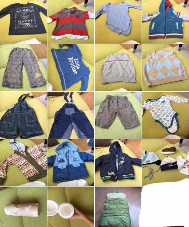 1cccd08aa576 velky balik chlapčenského oblečenia - 30