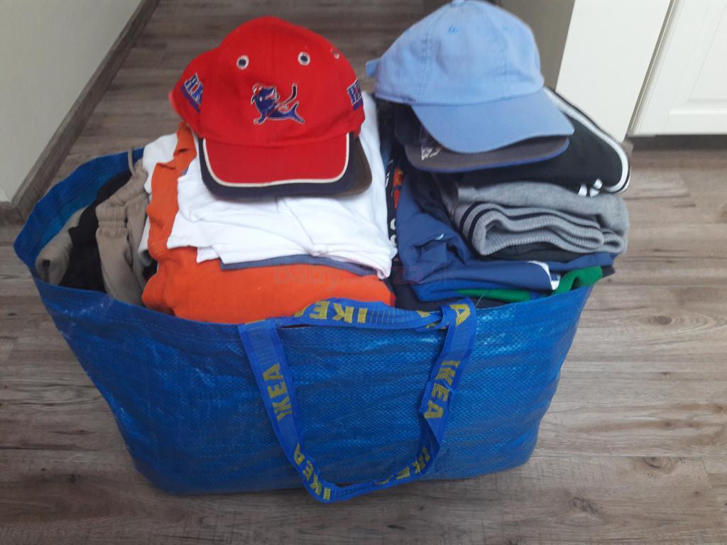 Predám balíky mix oblečenia pre chlapca - 50 10321c732f1