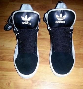 Adidas kotnikové tenisky - 40 93fa58c81d8