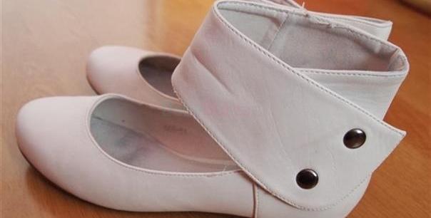 27113ce763 Biele moderne balerinky c.38 - 8