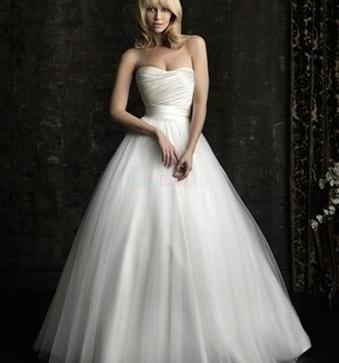 6f8f9e35d Jednoduché svadobné šaty - 130,00 € | BabyBurza.sk