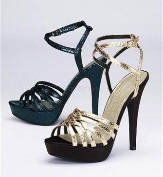 9573fd9725e36 Modré sandále Victoria Secret, veľkosť 39 - 49,90 € | BabyBurza.sk