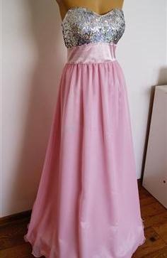 NOVÉ ružové spoločenské šaty na mieru iba pre vás! - 100 0c0da4fea51