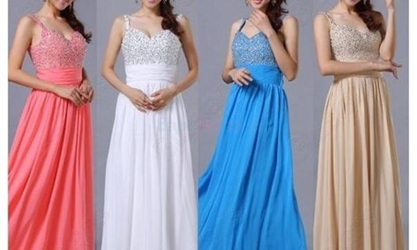 Predám dlhé biele spoločenské šaty - 70 3401749eee5