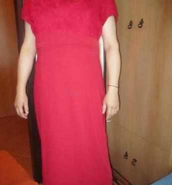PREDÁM kostým červenej farby č. 48 - Dohodou  04f4160ddff