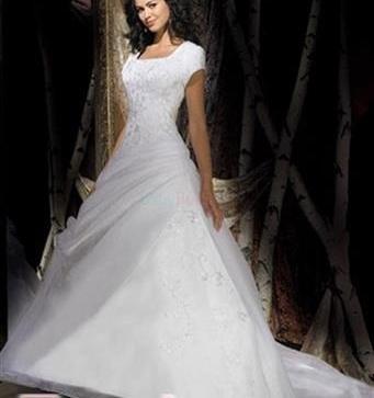 Predám krásne svadobné šaty. - 150 4cc5a6cab7a
