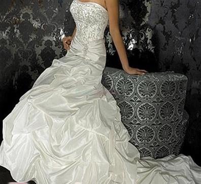 Predám krásne svadobné šaty. - 130 a13aa41ca09