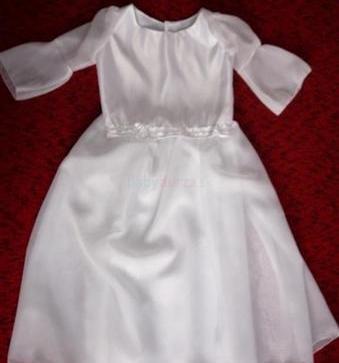 Predám nové detské šaty na prvé sväté prijímanie. - 300 bdab95763ba