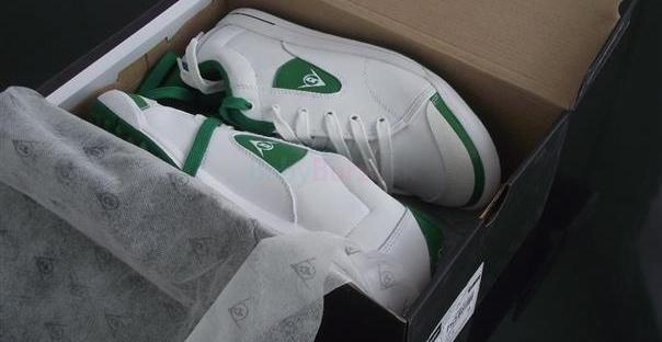 Predám nové Dunlop Golfové topánky - 20 57823f9c2a7