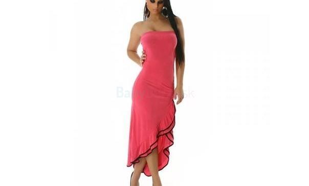762a0b7b3d66 Predám úplne nové spoločenské šaty v počte 25 ks - 750