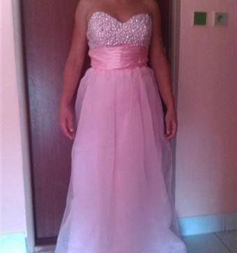spoločenské šaty - 70 441f56535ec