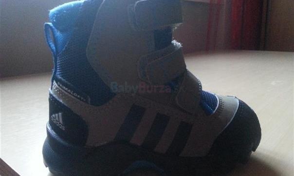 Zimne topanky Adidas - 16 d8e55fb8c42