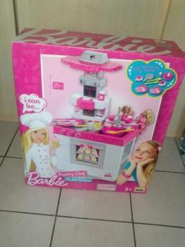 Nová Barbie kuchyňka