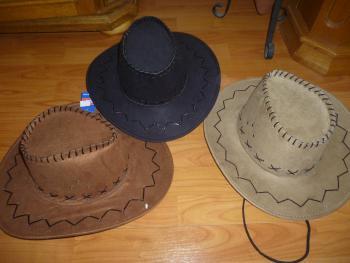 sada klobúkov