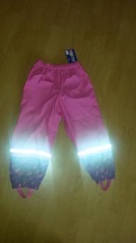 Nohavice do dažďa vel.116