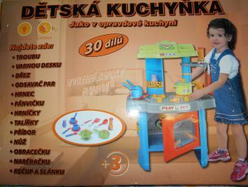 detskú kuchynku