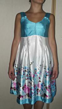 Letné šaty, zn. Chic, veľ. 36