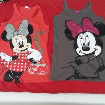 Tričká s postavičkou Minnie