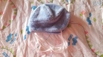 Zimná chlapčenská čiapočka