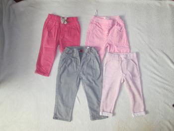 Balik č. 20, dievčenské oblečenie veľ. 86-92