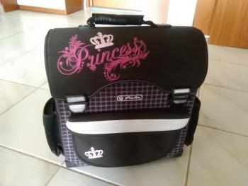 Školská taška princess