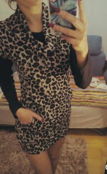 Teplejšie šaty - Fishbone