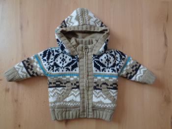 Next - zateplený sveter