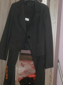 Nohavicový kostým